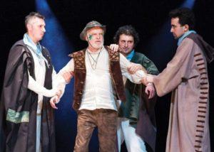 Спектакль «Двенадцатая ночь» — новый взгляд на Шекспира