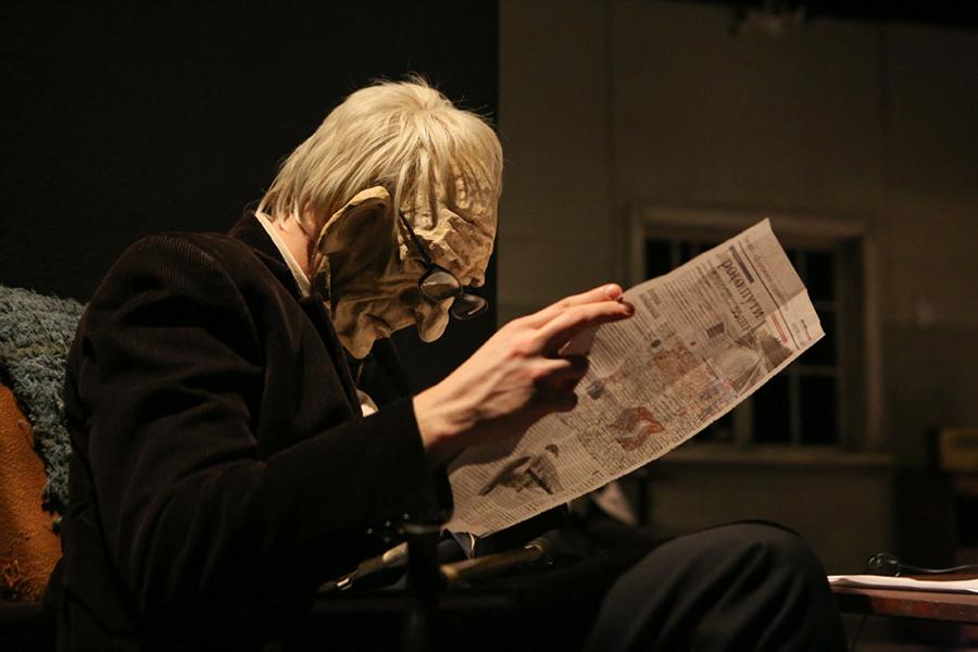"""В спектакле """"Пансион Belvedere"""" актеры рассказали о старости, не скатившись в пошлость"""
